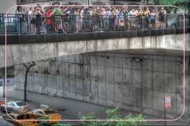 マンハッタンヘンジとは,2017,いつ,おすすめ,場所.画像,Tudor City