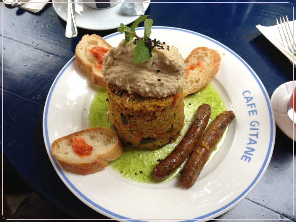 カフェ・ジタン恵比寿店,ニューヨーク,おすすめ,感想